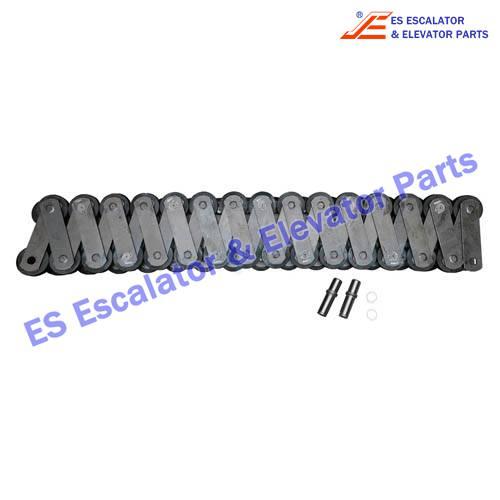 KONE Step chain KM5071474G01 CHAIN 20RI-A 4000LG 2STR
