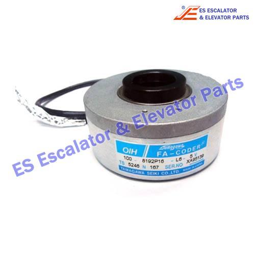 ESLG/SIGMA Elevator TS5246N167 Encoder