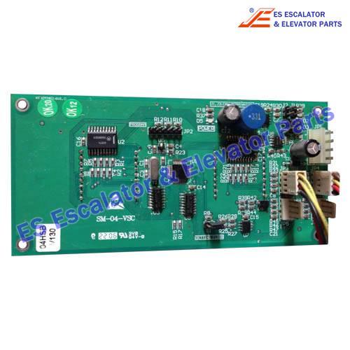 ESLG/SIGMA Elevator SM-04-VSC Button Board