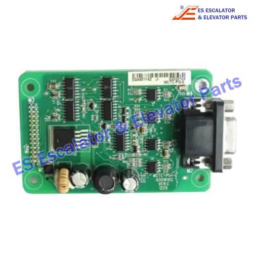 SJEC MCTC-PG-E Encoder PCB