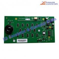 landing Indicator FDA23600V1