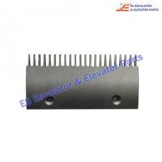 <b>Escalator DSA2001616-R Comb Plate</b>