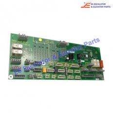 <b>Escalator 591376 PCB</b>