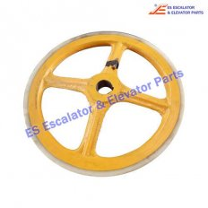 <b>Escalator DSA2000535 Friction wheel</b>