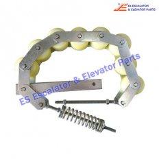 <b>Escalator DAA332S1 Handrail pressure roller chain</b>