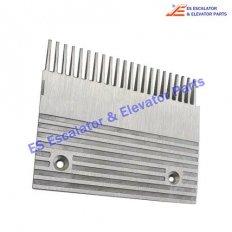 <b>Escalator KM5270417H01 Comb Plate</b>
