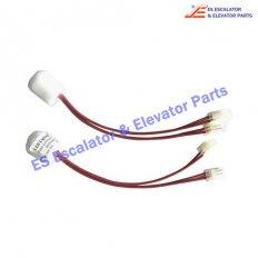 <b>Escalator SSM398861 Led Pilot Lighting Socket</b>