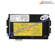 <b>Escalator MJ-39X-2 Interphone PCB</b>