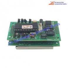 <b>Escalator 57200696 PCB</b>