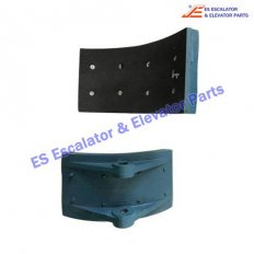<b>Escalator XAA415C1 Brake lining</b>
